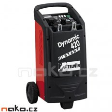 TELWIN DYNAMIC 420 START nabíjecí a starovací zdroj 50829012