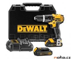 DeWALT DCD785C2 aku příklepová vrtačka XR 18V/1,5Ah