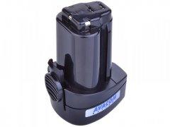 METABO PowerMaxx Li-ion 10,8V 1750mAh, články PANASONIC - neoriginá...