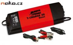 TELWIN T-CHARGE 20 BOOST elektronická nabíječka auto a moto baterií...