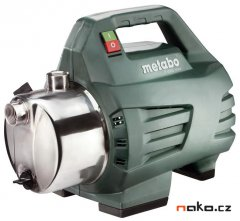 METABO P 4500 Inox zahradní čerpadlo 1300W 600965