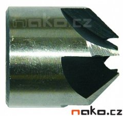 Nástrčný záhlubník 90° na vrták pr. 3,0mm