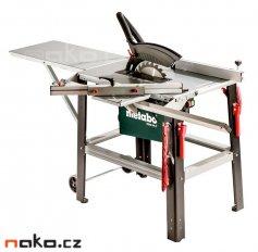 METABO TKHS 315 C - 2,0 WNB Set stolní kotoučová pila + pojezdové s...
