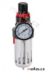 EXTOL PREMIUM 8865104 regulátor tlaku s filtrem a manometrem