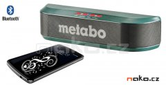 METABO Bluetooth SPEAKER 657019 aku reproduktor
