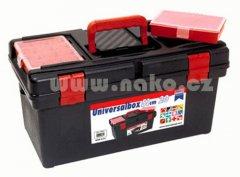 LEMCO 1890 kufr plastový 510mm, polička P1802, krabičky