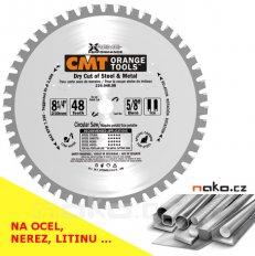 CMT C22654807M XTREME pilový kotouč 190x30mm Z48 TCG na ocel a nerex