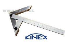 KINEX úhelník středící 150x100/190