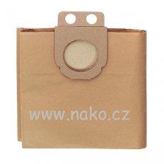 METABO 631349000 papírový filtrační sáček 50l 5ks-balení (ASR1250)