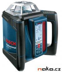 BOSCH GRL 500 HV + LR 50 Professional rotační nivelační laser 06010...