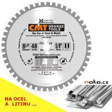 CMT C22606010M INDUSTRIAL pilový kotouč 254x30mm Z60 FWF na ocel a ...