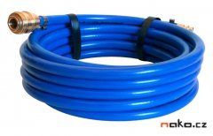 EXTOL PREMIUM hadice vzduchová PVC 9/15mm 10m s rychlospojkami 8865...