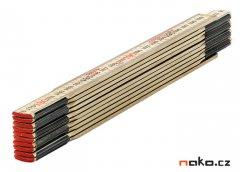 SOLA HC2-10 metr skládací dřevěný 2m