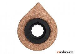 BOSCH SAVZ 70 RT odstraňovač malty s tvrdokovovými zrny HM-RIFF, 3Max 2608662044