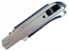 EXTOL PREMIUM nůž ulamovací kovový s kovovou výztuhou 25mm