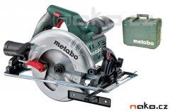 METABO KS 55 okružní pila v kufru 60085550