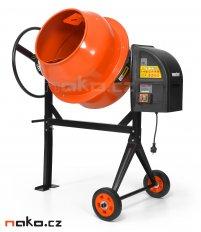 HECHT 2140 stavební míchačka 550W 140 l
