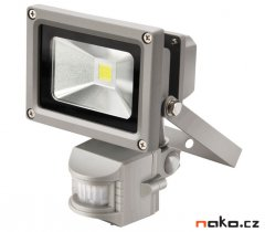 EXTOL LIGHT 43211 LED reflektor 10W s pohybovým čidlem