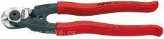 KNIPEX 9561190 kleště na drát a ocelová lanka 190mm