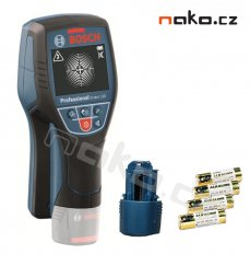 BOSCH D-TECT 120 Professional univerzální detektor materiálů 060108...