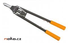 NEO TOOLS 18-106 kleště nýtovací pákové Al,Fe,Cu,Inox 3,2-6,4mm 480mm