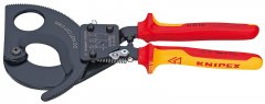 KNIPEX 9536280 kleště na kabely do pr.52mm