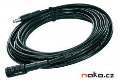 BOSCH prodlužovací tlaková hadice 6m pro myčky AQT F016800361