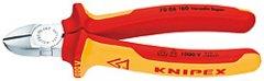 KNIPEX 7006125 kleště štípací boční 125mm/1000V