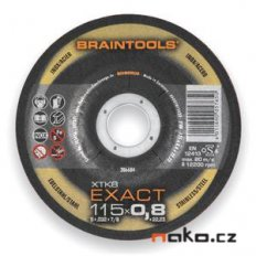 RHODIUS 115x0.8 XTK8 EXACT řezný kotouč