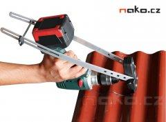 NIBBLEX UNIVERSAL prostřihovač plechu do vrtačky EDMA 0172