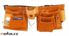 EXTOL PREMIUM pás na nářadí kožený, typ 420