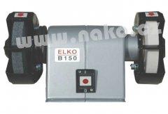 ELKO B 150.03 bruska stolní dvoukotoučová