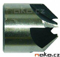 Nástrčný záhlubník 90° na vrták pr. 5,0mm