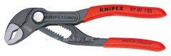 KNIPEX 8701125 instalatérské kleště Cobra 125mm