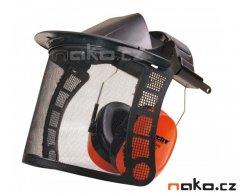 HECHT 900105 přední štít se sluchátky