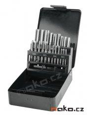 EXTOL PREMIUM 29301 sada závitníků M3-M12, 21ks