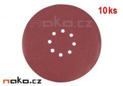 SKIL brusné papíry pro brusku na sádrokarton 7520, Z120, 10ks, 2610Z03993