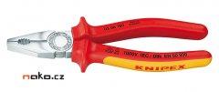 KNIPEX 0306180 kleště kombinované 180mm 1000V