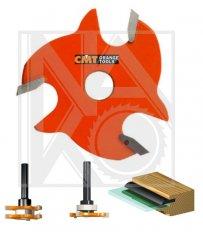 CMT C82232511 talířová fréza bez vřetene 2,5mm