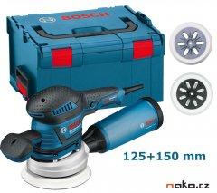 BOSCH GEX 125-150 AVE Professional excentrická bruska L-BOXX 060137...