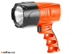 EXTOL LIGHT 43123 nabíjecí svítilna 3W CREE LED 3.7V Li-ion 1.5Ah