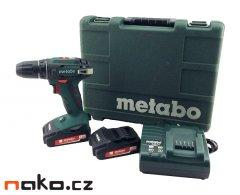 METABO BS 18 aku vrtačka 18V/1,3Ah Li-Ion 60220750