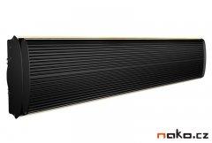 HECHT 3180 infračervený zářič 1800W