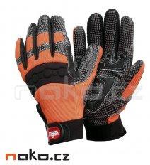 ISSA rukavice pracovní SOFT GRIP 07204 vel.XXL