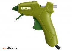 EXTOL CRAFT 422000 pistole tavná lepící 7,2mm 25W