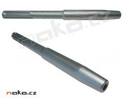 Upínací stopka 450mm SDSmax pro vrtací korunky s kuželem
