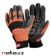 ISSA rukavice pracovní SOFT GRIP 07204 vel.M