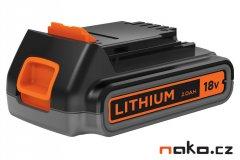 BLACK&DECKER BL2018 baterie 18V 2.0Ah LiIon - ORIGINÁL