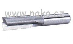 Fréza kopírovací krátká s přímými zuby F500505 9x22mm ČSN 222290