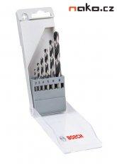 BOSCH sada vrtáků do kovu Twist Speed HSS PointTeQ 2-8mm 2608577346